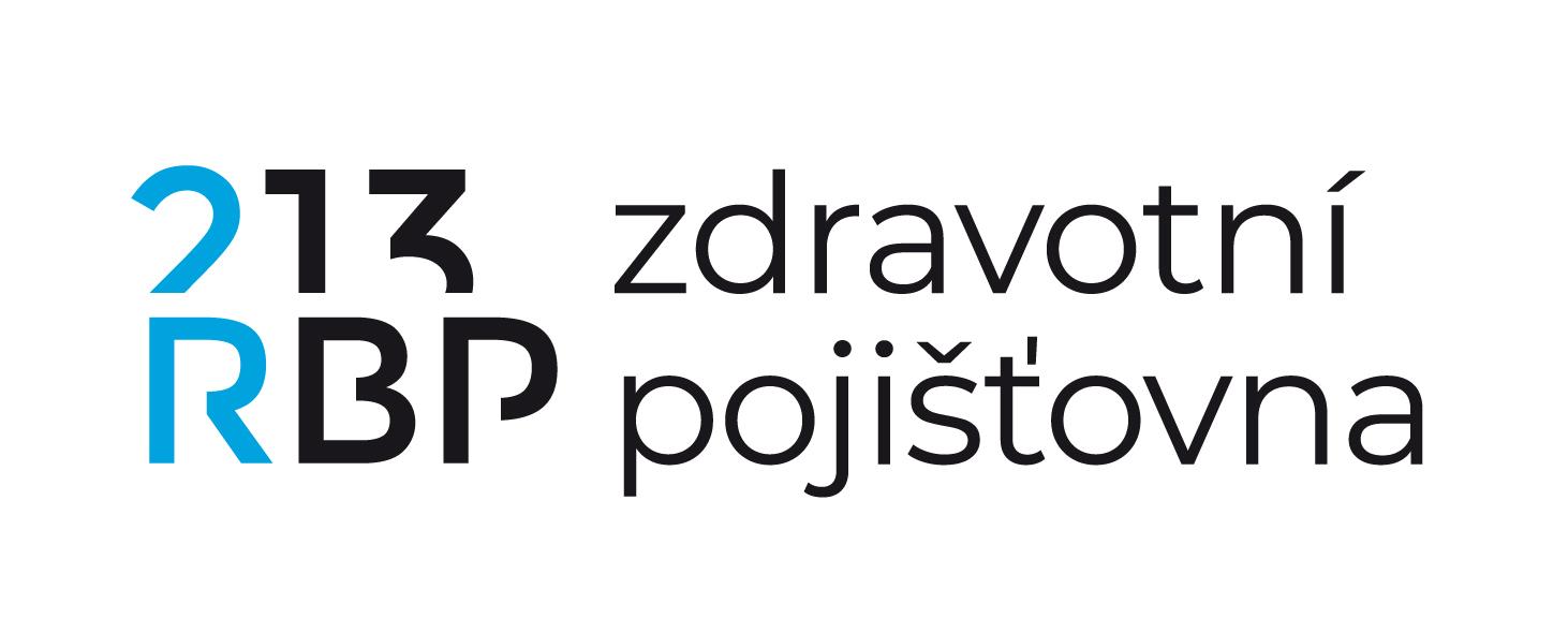 logo RBP, zdravotní pojišťovna