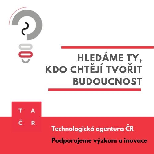 logo Technologická agentura ČR
